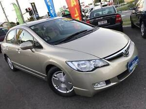 2007 Honda Civic Hybrid, Sedan, Rego & Warranty! Greenslopes Brisbane South West Preview