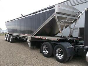 2018 DOEPKER INDUSTRIES LTD. LEGACY ALUMINUM GRAIN TRAILER