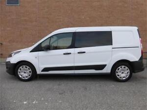 2015 Ford Transit Connect XL w/Dual Sliding Doors & Rear Liftgat