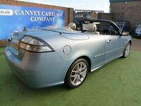 2009 Saab 9-3 2.0 T Vector Sport 2dr ONE OWNER WITH LEATHER