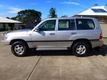 LANDCRUISER GXL V8 PETROL /GAS - REDUCED PRICE BY $2000 Nambour Maroochydore Area Preview