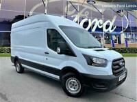 2019 Ford Transit 2.0 Ecoblue 130Ps H3 Leader Van High Volume/High Roof Van Dies