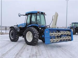 "2016 Farm King Y1200B Snow Blower - 120"", 3pt. Hitch BELOW COST!"
