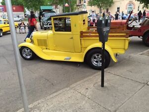 1929 Ford Hot Rod Pickup