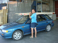 1997 Subaru Impreza Familiale