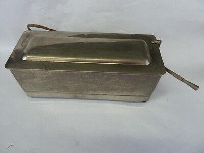 Antique Hydrocolloid Conditioner Pat. 1919