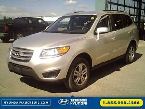 2012 Hyundai Santa Fe GLS 4CYL Auto Bluetooth A/C USB/MP3
