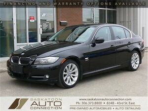 2009 BMW 335i xDrive ** AWD ** 300 HP TWIN TURBO ** LOW KM **