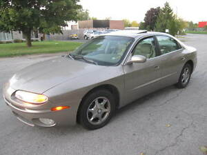 2002 Oldsmobile Aurora 3.5 Sedan, CERTIFIED , $2498.00