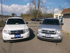 2010 Ford Escape XLT 2 Year Warranty!!!