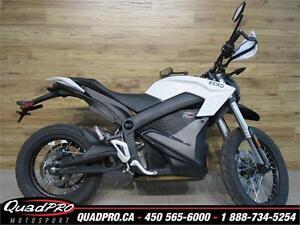 2014 Zero Motorcycles DS 11.4 ZF 45.56$/SEMAINE
