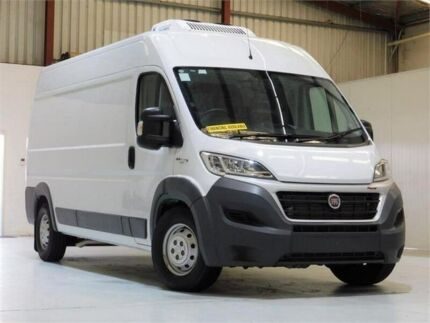 2017 Fiat Ducato Series 6 Mid Roof LWB Comfort-matic White 6 Speed Sports Automatic Single Clutch Bibra Lake Cockburn Area Preview