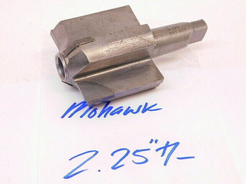 USED MOHAWK (USA) #2MT STUB CARBIDE TIPPED COUNTERBORE 2.250+/-