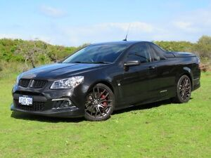 2013 Holden Special Vehicles Maloo GEN F R8 Black 6 Speed Automatic Utility East Rockingham Rockingham Area Preview