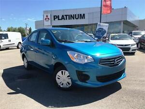 2017 Mitsubishi Mirage G4 ES | $54 Per Week All-In w/Zero Down!