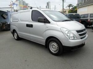 2009 Hyundai iLOAD TQ Silver 5 Speed Manual Van Main Beach Gold Coast City Preview