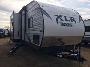 2019 XLR Boost 31QB  Bumper Pull Toyhauler