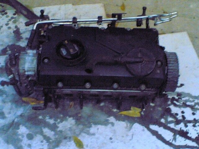 polo 1.9tdi  tdi engine cylinder head