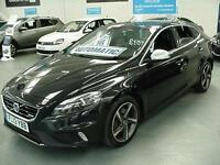 2013 VOLVO V40 D4 R DESIGN Geartronic Auto FULL LEATHER+SAT NAV