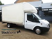 2012 Ford Transit T350 2.2TDCi 125ps 13.5' Luton E/W Tail Lift Diesel white Manu