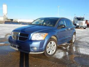 2007 Dodge Caliber SXT only 120k only $4995 + GST call 380-2229