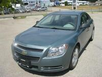 2009 Chevrolet Malibu 61000 km! LOCAL ONE OWNER!