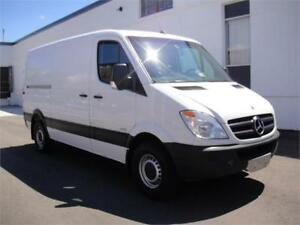 2013 MERCEDES SPRINTER VAN 2500-2 SEATER!! SPOTLESS,FULLY LOADED