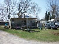 31' Jayco Eagle with bunk beads   large slide out on Pigeon Lake