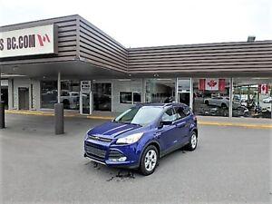 2015 Ford Escape 4WD 2.0L ECO-BOOST