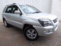Kia Sportage 2.0 XS CRDI ....Absolutely Immaculate Low Mileage Four Wheel Drive, 1 Owner, FSH !!!
