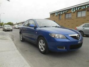 2007 Mazda 3 ,2.0L,TOUTE EQUIPE,154000 KM,