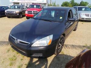 2007 Honda ACCORD SE SEDAN For Sale Edmonton