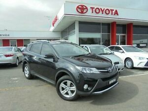 2013 Toyota RAV4 ASA44R GXL (4x4) Black 6 Speed Automatic Wagon Belmore Canterbury Area Preview