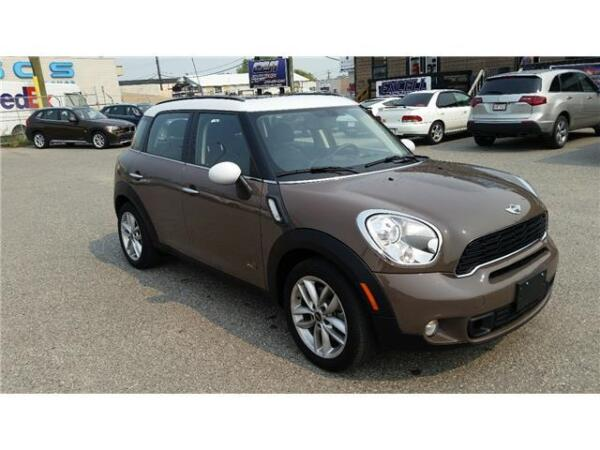Used 2012 MINI Cooper S Countryman