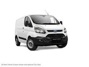 2016 Ford Transit Custom VN 290S Low Roof SWB 6 Speed Manual Van Victoria Park Victoria Park Area Preview