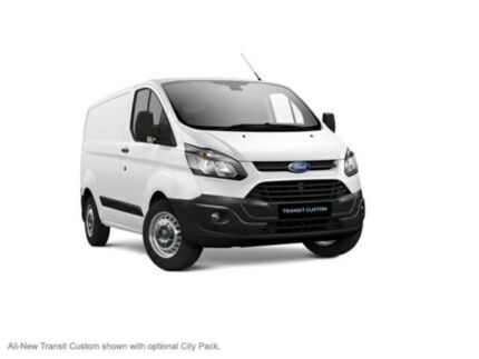 2015 Ford Transit Custom VN 290S LOW ROOF SWB 6 Speed Manual Van Victoria Park Victoria Park Area Preview