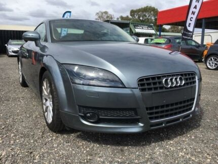 2006 Audi TT 8J S tronic Grey 6 Speed Sports Automatic Dual Clutch Coupe Elizabeth West Playford Area Preview