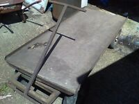 flat bed trolley