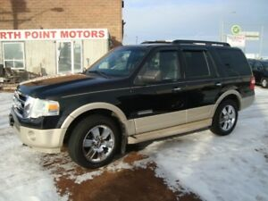 2008 Ford Expedition EDDIE BAUER 4X4 8 PASSENGER