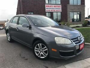 Immaculate 2007 Volkswagen Jetta 2.5T, LOW KM! Fully Certified!