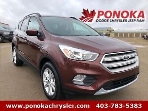 2018 Ford Escape SE, NO ACCIDENTS, ONE OWNER, Heated Seats