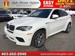 2011 BMW X6 M NAVIGATION BACKUP CAMERA 90 DAYS NO PAYMENT