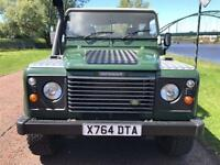 2000 X LAND ROVER DEFENDER 2.5 90 PICK-UP TD5 1D 120 BHP DIESEL