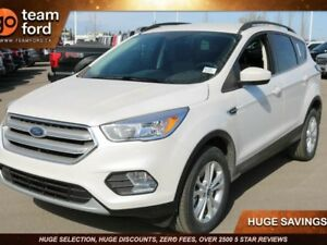 2018 Ford Escape SE, 200A, 4WD, 1.5L ECOBOOST, HEATED SEATS, NAV
