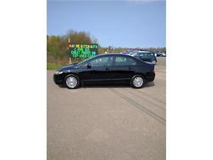 2009 Honda Civic Sdn DX-G Special $7495!!