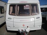 Coachman Pastiche 520/4 4 berth tourer