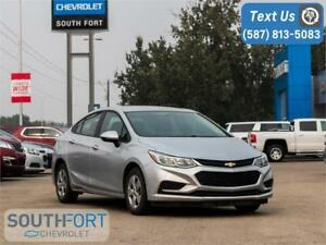 2017 Chevrolet Cruze L - Manual|Bluetooth|Free Oil Changes