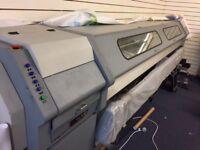 Zhongye ZY3200H 3.2m solvent Printer 8 heads 2 x CMYK -Not Roland Mutoh Mimaki HP