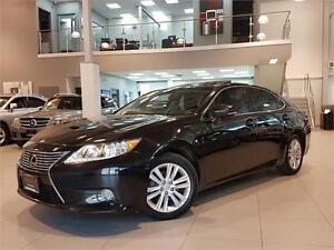 2013 Lexus ES 350 PREMIUM-REAR CAMERA-LEATHER-SUNROOF