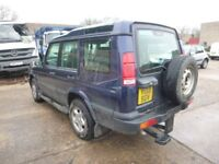 LAND ROVER DISCOVERY TD5 - Y133SGV - DIRECT FROM INS CO